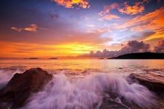 Красочная атмосфера Стоковая Фотография RF