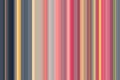 Красочная безшовная картина нашивок абстрактная иллюстрация предпосылки Стильные современные цвета тенденции Стоковое Изображение