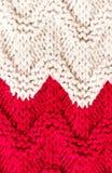 Красочная вязать текстура предпосылки. Ткань шерстяной ткани Knit Стоковые Фотографии RF