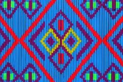 Красочная геометрическая предпосылка Стоковые Фото