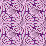 Красочная геометрическая шаль, картина шарфа Стоковое Изображение RF