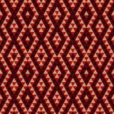 Красочная геометрическая etnic абстрактная предпосылка бесплатная иллюстрация