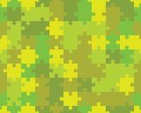 Красочная головоломка, безшовная стоковая фотография rf