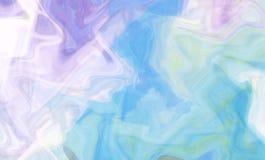 Красочная голубая фиолетовая предпосылка Стоковые Фото