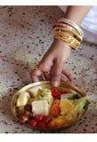 Красочная еда Стоковое Фото