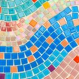 Красочная застекленная плитка Стоковые Изображения