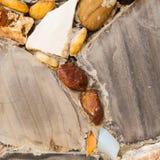 Красочная застекленная плитка Стоковое Изображение