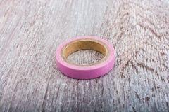 Красочная изолируя клейкая лента Стоковые Фото