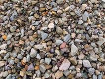 Красочная каменная предпосылка текстуры стоковая фотография rf