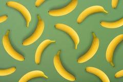 Красочная картина плодоовощ банана стоковое фото