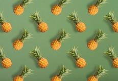 Красочная картина плодоовощ свежих ананасов стоковые фотографии rf
