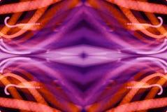 Розовая абстрактная картина стоковое фото