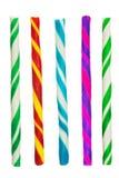 Красочная конфета изолированная на белизне Стоковая Фотография RF