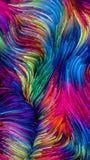 Красочная краска виртуальная стоковые фото