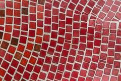 Красочная мозаика вымощая текстуру предпосылки стоковые изображения rf