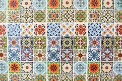 Красочная мозаика для украшения Стоковое Изображение RF