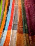 Красочная морокканская одежда Стоковые Изображения RF