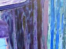 Красочная покрашенная деревянная текстура поверхности стены стоковые изображения rf