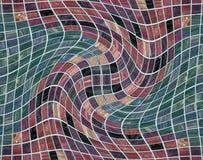 Красочная покрашенная текстура поверхности стены Стоковые Фото
