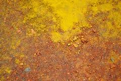 Красочная почва Стоковое Фото