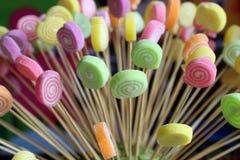 Красочная предпосылка конфеты стоковое изображение