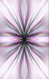Красочная предпосылка прямых прокладок расходится от середины к краям Стоковое Изображение