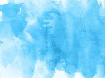 Красочная предпосылка акварели, созданная мной. Стоковая Фотография RF