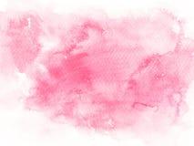 Красочная предпосылка акварели, созданная мной. Стоковое Изображение RF