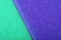 Красочная предпосылка губки пены целлюлозы текстуры Стоковая Фотография RF