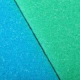 Красочная предпосылка губки пены целлюлозы текстуры Стоковые Изображения RF