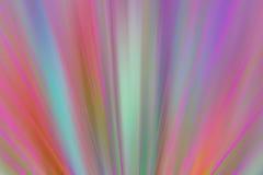 Красочная предпосылка дизайна текстуры прокладки конспекта луча радуги Стоковая Фотография RF