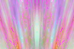 Красочная предпосылка дизайна текстуры прокладки конспекта луча радуги Стоковое Фото