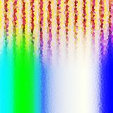 Красочная предпосылка конспекта диаманта Стоковое Изображение
