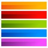 Красочная предпосылка с яркими, красочными градиентами цветасто иллюстрация вектора