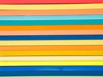Красочная прокладка Стоковое Изображение RF