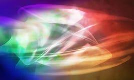 Красочная светлая предпосылка конспекта градиента иллюстрация вектора