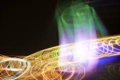 Красочная светлая картина Стоковое Изображение