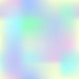 Красочная сетка градиента с желтой, розовым, синью и зеленым цветом Побледнейте покрашенная квадратная предпосылка иллюстрация штока