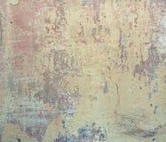 Красочная старая стена grunge Стоковые Фото