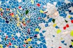 Красочная стена как предпосылка стоковые фотографии rf
