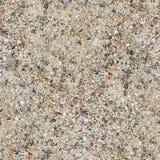 Красочная текстура песка или камешка безшовная текстура Стоковое Изображение