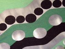 Красочная текстура поверхности ткани Стоковое Изображение RF