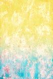 Красочная текстура grunge, огорченная предпосылка Текстурированные wi стены Стоковое Изображение RF