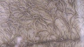 Красочная темная бронзовая краска смешивая в воде ЧЕРНИЛА завихряясь под водой Облако шелковистых чернил Покрашенное абстрактное  видеоматериал