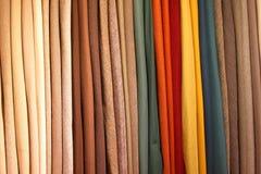 Красочная ткань Стоковые Фотографии RF