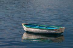 Красочная шлюпка в заливе Marmaris Стоковые Фото