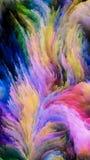 Красочная элегантность краски бесплатная иллюстрация
