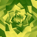 Красочная яркая текстур-картина с перекрывая квадратами Backgr иллюстрация штока