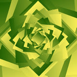 Красочная яркая текстур-картина с перекрывая квадратами Backgr иллюстрация вектора