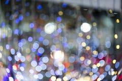 Красочная blured светлая предпосылка Стоковое Изображение RF